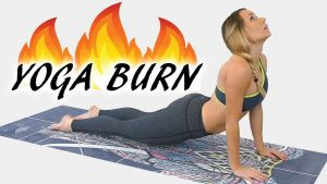 yoga burn amazon