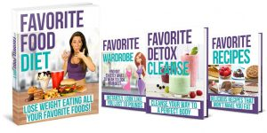 Chrissie Mitchell's The Favorite Food Diet Program