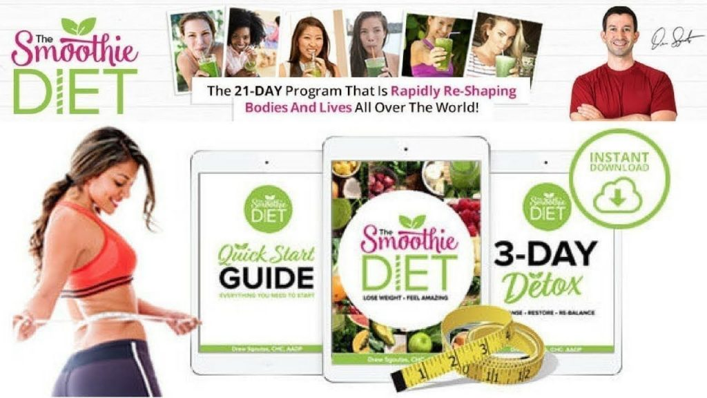 I Created This The Smoothie Diet Review